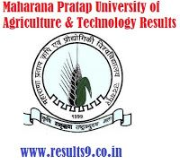 MPUAT Final Year B.E Electrical 2013 Results