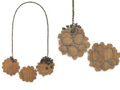 Alison Macleod Jewellery Re-Found Necklace 2010