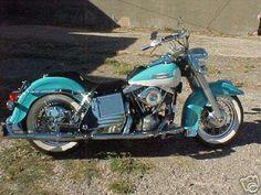 1977 Harley Davidson FLH Shovelhead