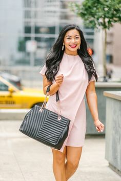 pink-work-dress