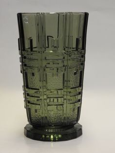Online veilinghuis Catawiki: Val Saint Lambert - LUXVAL - Art Deco Vase