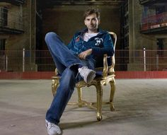 David Tennant Now Officially On The Board Of The RSC