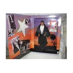 Barbie 1994 Hollywood Legends Collection From Gone With The Wind Movies 12 Inch Doll - Ken As Rhett Butler with Tux Pants with Shirt and Bow Tie Attached, Vest, Tux Jacket, Cape Coat, Top Hat, Shoes and Doll Stand