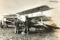 Fokker Dr.I 436/17, Ltn. Paul Hoffmann, Jagdstaffel 12, 1918
