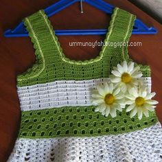 Catatan Kecil Ummu Nayfah: Next Project: Cute Dress for Little Nay ^_^