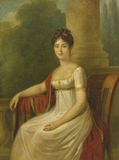 Circle of François Pascal Simon Gérard, called Baron Gérard | Portrait of a Lady | Sotheby's