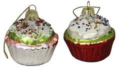 2 Christmas Ornaments by Gordon Companies, Inc. $24.00. Picture may wrongfully represent. Please read title and description thoroughly.. Brand Name: Gordon Companies, Inc Mfg#: 30864281. Shipping Weight: 0.50 lbs. This product may be prohibited inbound shipment to your destination.. Please refer to SKU# ATR25795803 when you inquire.. 2 Christmas ornaments/fully dimensional/decorative purposes only/ready-to-hang on gold cord/2.25''H x 2.25''W x 2.25''D/made of glass and glitter