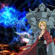 "The Elric Brothers (Edward ""Ed"" and Alphonse ""Al"" Elric) <3 Fullmetal Alchemist <3"
