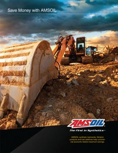 AMSOIL Save Money with AMSOIL Brochure