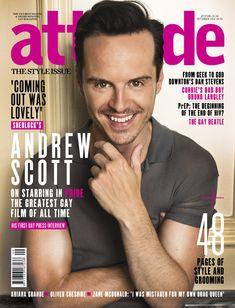 ANDREW SCOTT INTERVIEWED IN ATTITUDE MAGAZINE