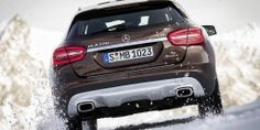 Four reasons why 2015 Mercedes GLA-Class is ideal for winter - See more at: http://www.torquenews.com/1084/four-reasons-why-2015-mercedes-gla-class-ideal-winter