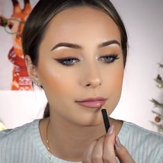 66 Eyeliner tutorial inspired by Halloween minimalist Spiderweb - Make-Up Contour Makeup, Glam Makeup, Makeup Inspo, Makeup Inspiration, Best Makeup Tips, Best Makeup Products, Mack Up, Halloween Look, Fall Wedding Makeup