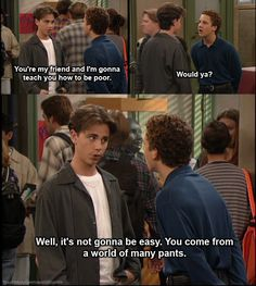 Oh, Rider Strong. I was kind of in love with him for half a decade or so.