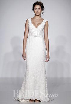 Brides: Maggie Sottero - Spring 2016. Wedding dress by Maggie Sottero