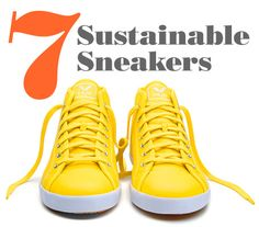 #Sustainable Sneakers: OAT shoes, Jambu & MOVTM Moo shoes, Veja Volley & Grid, Puma InCycle and Unstitched Utilities.