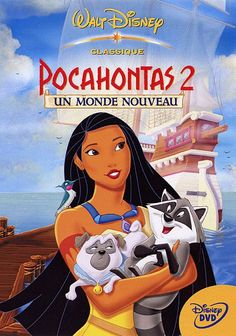The strong-willed Pocahontas encounters a new world in England in the Pocahontas 2 movie. Watch Pocahontas discovers the path to her future in the Pocahontas 2 DVD. Disney Dvd, Walt Disney Movies, Disney Movies To Watch, Disney Animated Movies, Cartoon Movies, Disney Wiki, Pixar Movies, Iconic Movies, Pocahontas 2