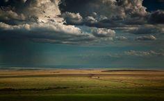 Stormy evening, Maasai Mara, Kenya