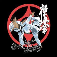 Kyokushin Karate by mad3