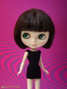 blythe looking mod