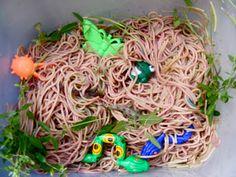 Creative Playhouse: Bug Slime Spaghetti