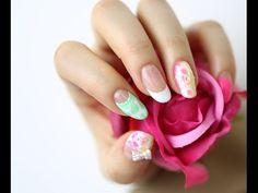 [미대의 네일컬렉션]56화_신기한 트릭젤 네일아트 - YouTube