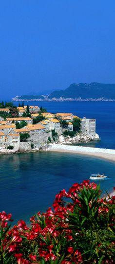 Aman Sveti Stefan (Saint Stephen) Resort, Sveti Stefan Islet, Montenegro.