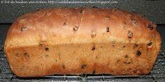 Uit de keuken van Levine: Krentenbrood / Dutch Currant Bread