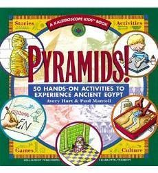 Pyramids!Pyramids!: 50 Hands-On Activities to Experience Ancient Egypt