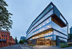 Gallery of Office Building at Grzybowska Street / Grupa 5 Architekci - 1