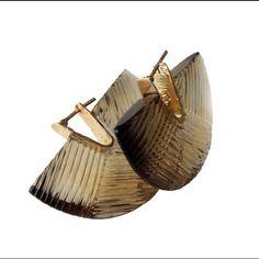 Brinco Wama Ihem | Ouro e Citrino #jewellery #jewelry #jóias