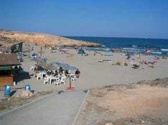 Playa Flamenca beach   Orihuela Costa