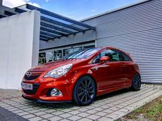 [Opel Corsa OPC Nürburgring Edition] Mit dem Corsa OPC Nürburgring Edition hat Opel den stärksten Corsa aller Zeiten im Programm. Wir haben den Spaßmacher getestet. #opel #corsa #opc Dream Car Garage, My Dream Car, Dream Cars, Hatchbacks, Car Tuning, All Cars, Motor Car, Cars And Motorcycles, Motorbikes