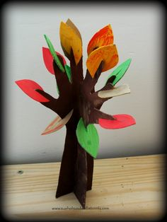 Fall- Sun Hats & Wellie Boots: Hand Trees - Exploring the 4 Seasons Autumn Activities For Kids, Fall Crafts For Kids, Diy For Kids, Outdoor Activities, 3d Tree, 3d Hand, Spring Tree, Autumn Crafts, Crafty Kids