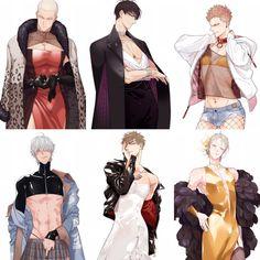 19 Days Characters, Female Characters, Haikyuu Manga, Haikyuu Fanart, Manhwa Manga, Manga Anime, 19 Days Anime, Boys Day, Bigbang G Dragon