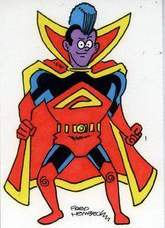 Fred-Hembeck-Color-Sketch-Card-Gladiator-Marvel-1-1