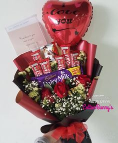 Order or enquiry's please Whatsapp us No : We provide delivery for Penang Kedah Kl Selangor (Selected Area) Gift Bouquet, Rose Bouquet, Graduation Bouquet, Chocolate Flowers Bouquet, Cake Name, Tin Can Crafts, Surprise Box, Valentine Chocolate, Balloon Flowers