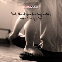 Right from the first steps to the time we stood up on our own feet, dad's have been a constant support. Express your love through personalized gifts from Father And Daughter Love, Father Daughter Quotes, Father And Baby, Mom And Dad, Daughter Quotes In Hindi, Poetry Quotes, Me Quotes, Snoopy Images, Father's Day Specials