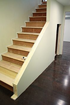 Awesome Basement Stair Code
