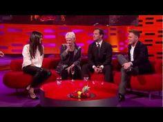 The Graham Norton Show S12x19 3/3 Jude Law, Dame Judi Dench, Mila Kunis, Ollie Murs
