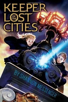 Keeper of the Lost Cities by Shannon Messenger. $11.55. Publisher: Aladdin (October 2, 2012). 496 pages. Author: Shannon Messenger. Series - Keeper of the Lost Cities (Book 1)