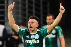 Palmeiras 3 x 2 Penãrol pela Libertadores