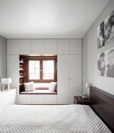 small bedroom design , small bedroom design ideas , minimalist bedroom design for small rooms , how to design a small bedroom Bedroom Cupboard Designs, Wardrobe Design Bedroom, Bedroom Cupboards, Small Bedroom Designs, Bedroom Furniture Design, Small Bedroom With Wardrobe, Very Small Bedroom, Wardrobes For Small Bedrooms, Modern Wardrobe