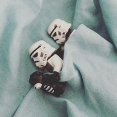 Stormtroopers need sleep too #sleep #nap #sleepy #sleeping #teddy #teddybear #bed #bedroom #zzz #starwars #starwarslego #starwarslegos #lego #legostarwars #stormtrooper #stormtrooperlife #bob #iphonography #365project #day147