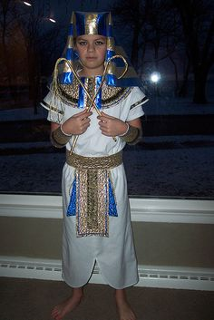 egyptian costume by mamafitz, via Flickr
