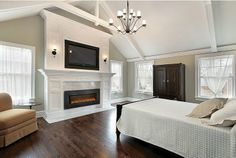 The Best Electric Fireplaces for the First Day of Spring - perfect year round, use them with or without heat! http://www.electricfireplacesdirect.com/blog/The-Best-Electric-Fireplaces-for-the-First-Day-of-Spring