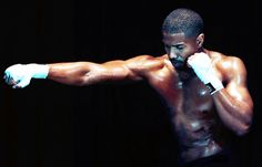 Michael B Jordan Creed Workout Routine Boxing