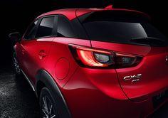 新型マツダCX-3/Mazda CX-3