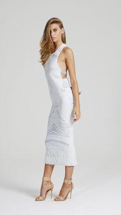Ohio Dress Marle - alice McCALL