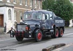 OLD SCAMMEL TRUCKS - Google Search