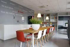 Interieur ontwerp, Spaarne Ziekenhuis Hoofdorp - All-In Living